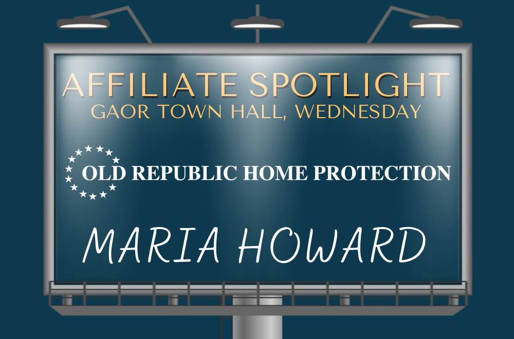 Old Republic Protection - Maria Howard