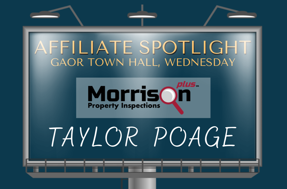 Taylor Poage of Morrison Property Inspections