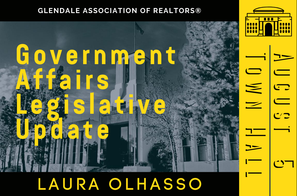 Government Affairs with Laura Olhasso