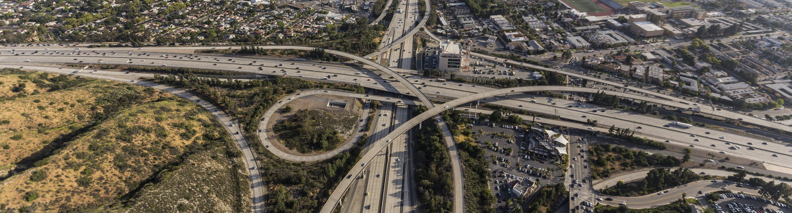 Glendale Freeway Interchange