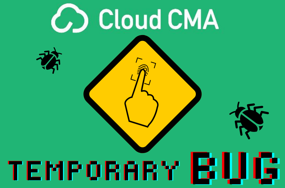 Cloud CMA SSO Bug