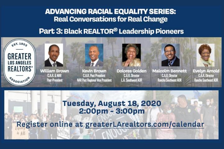 Advancing Racial Equality