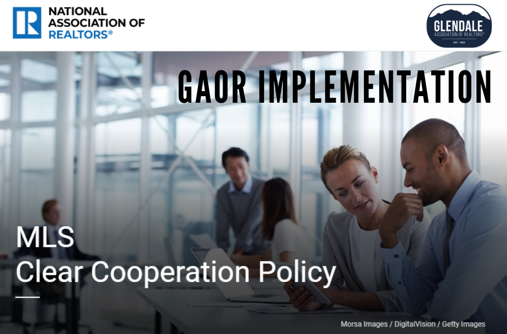 -NAR Clear Cooperation Policy