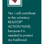 RAF - REALTOR® Action Fund Flyer - Contribution