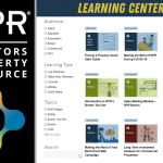 RPR Learning Center