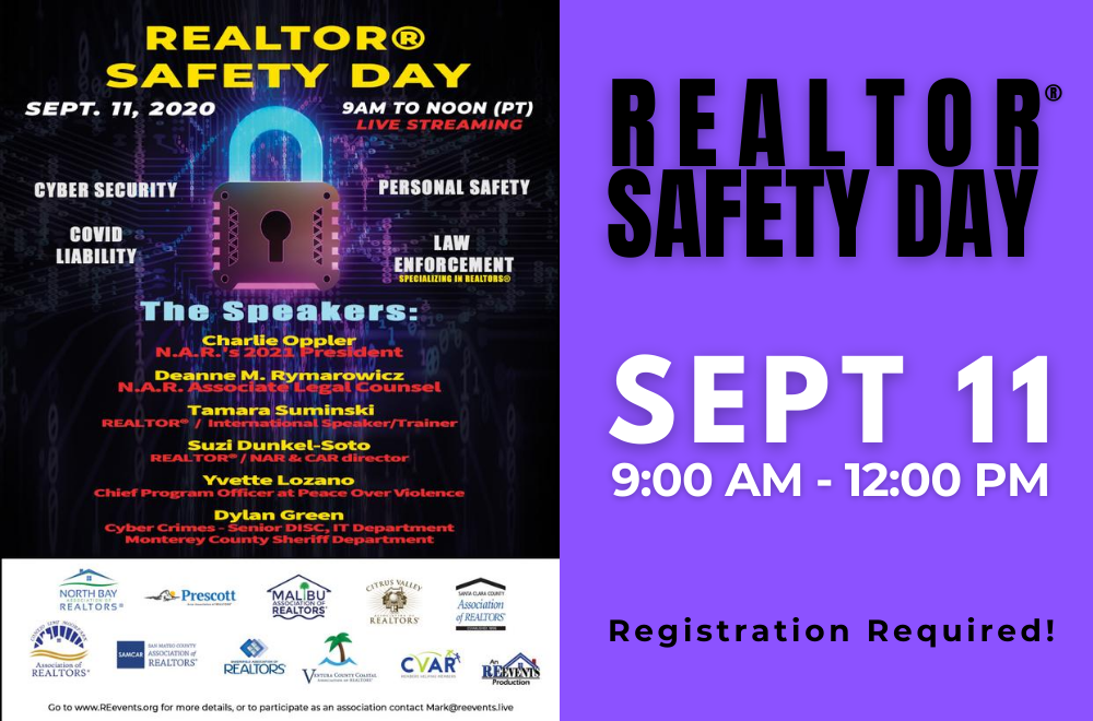 Realtor Safety Day