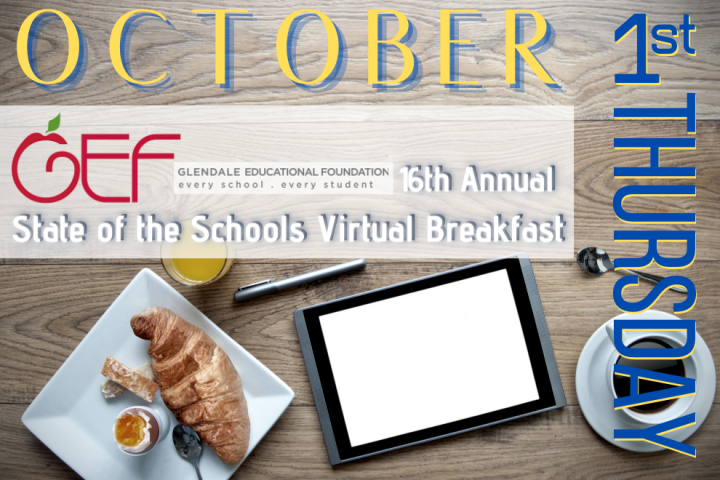 16th Annual State of The Schools - Virtual Breakfast