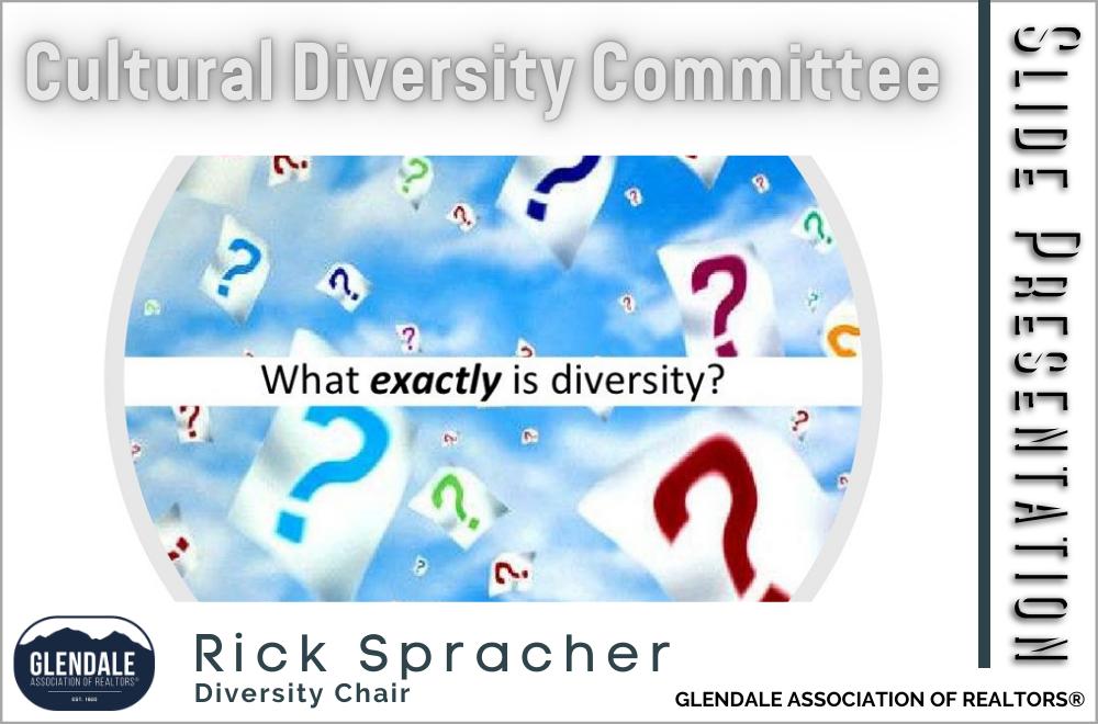 GAOR Cultural Diversity Presentation
