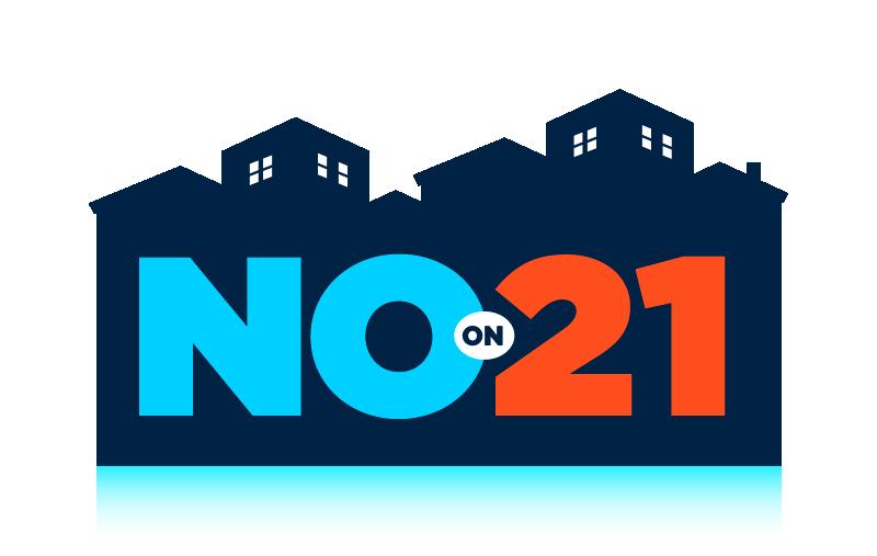 NO ON 21