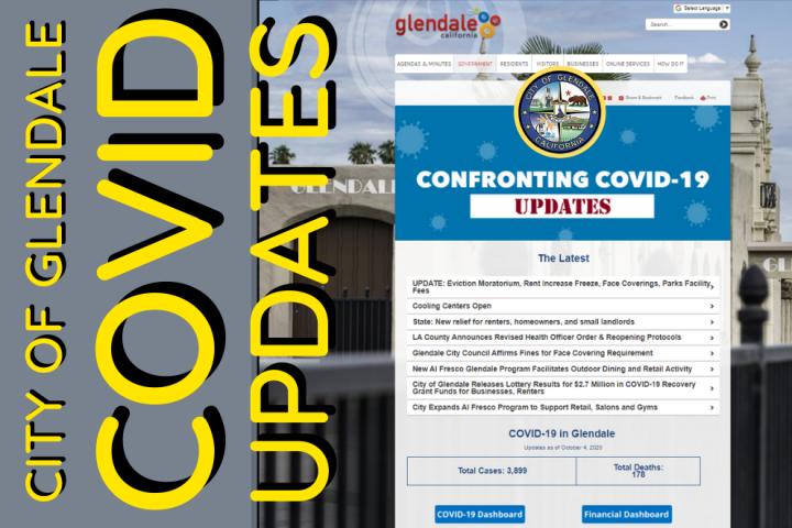 City of Glendale - COVID Updates