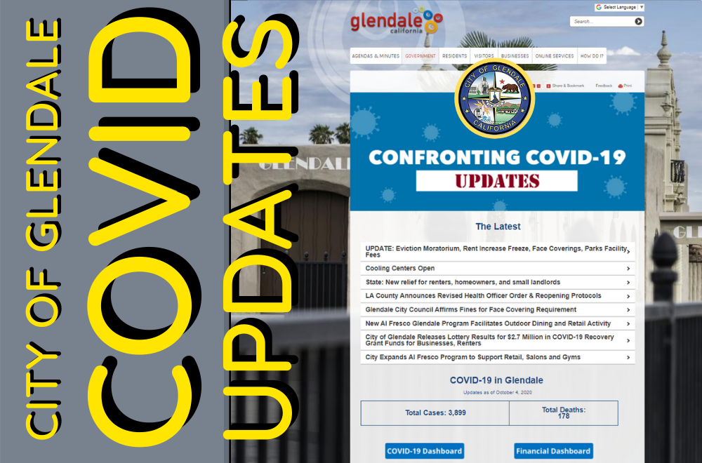 City of Glendale - COVID Updates