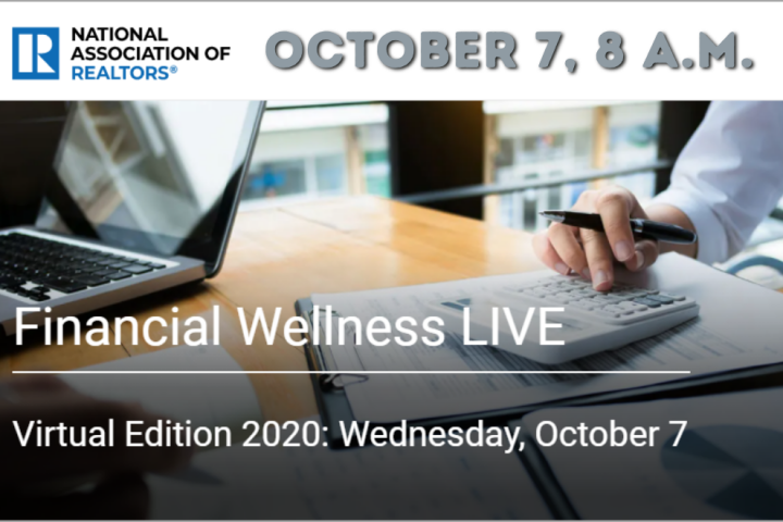 NAR Financial Wellness Live Event