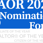 GAOR Annual Awards Nominations