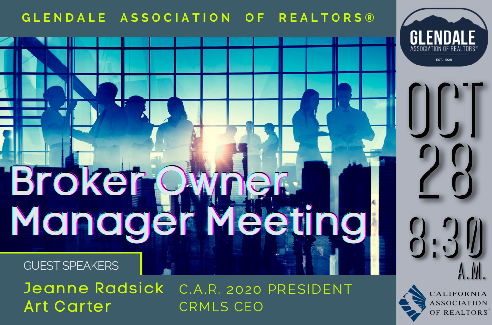 GAOR broker owner manager meeting