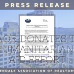 Humanitarian Aid Effort to Armenia Fund
