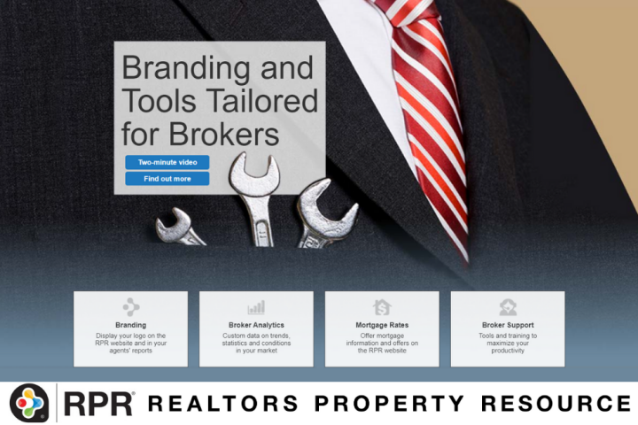 RPR - Branding for Brokers