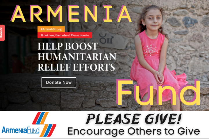 Armenia Fund Raiser
