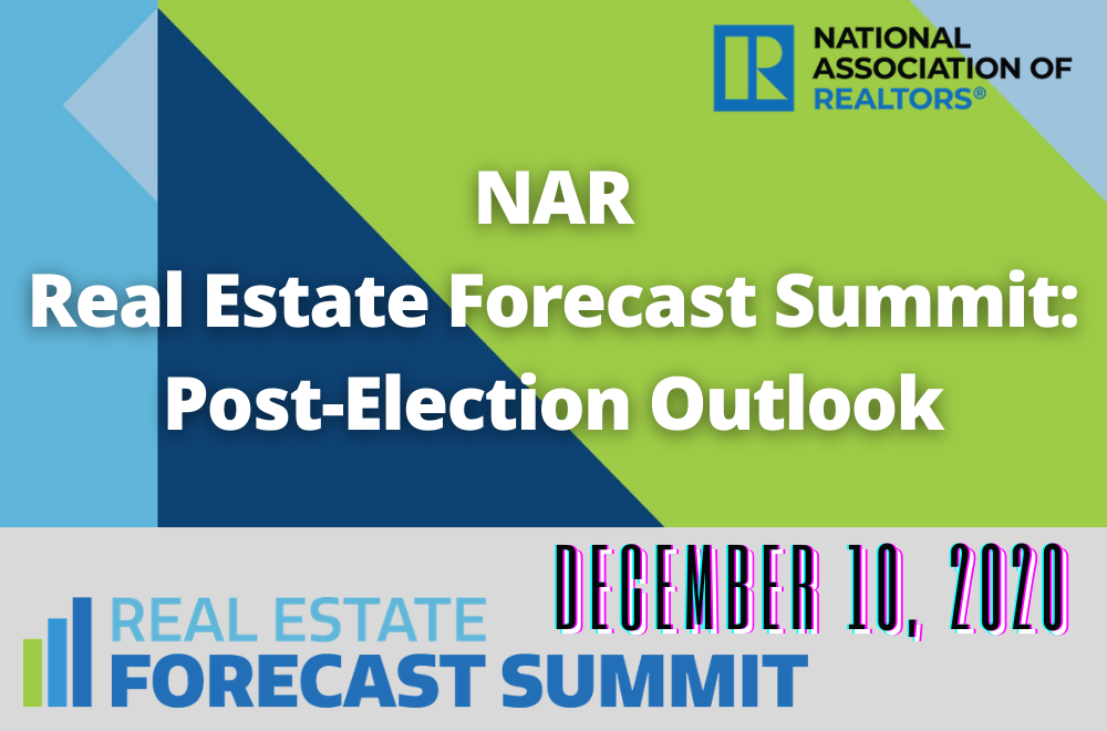 NAR forecast summit 2020