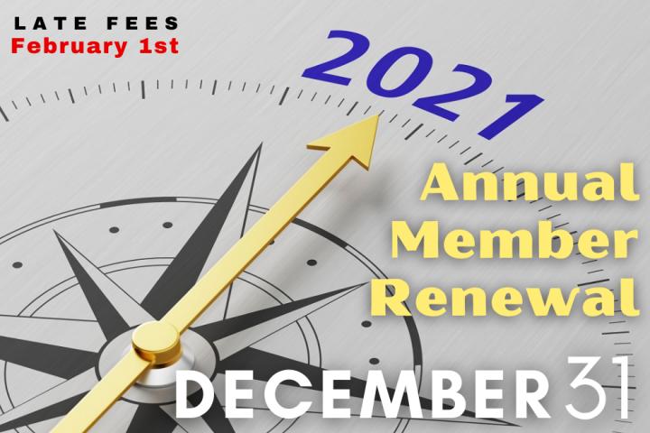 Annual Member Renewal