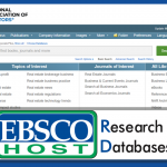 NAR ebscohost
