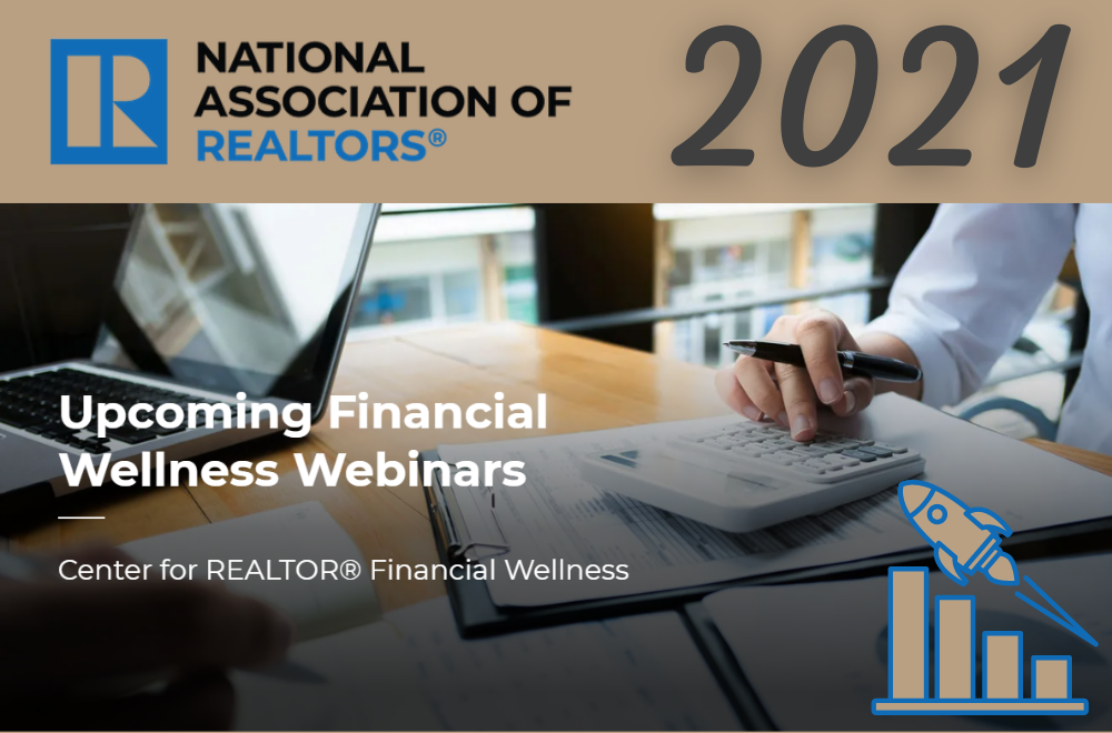 NAR 2021 Financial Webinars