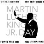 MLK - Martin Luther King Holiday