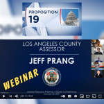 Proposition 19 - Webinar with L.A. County Assessor's Office