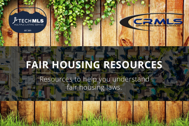 CRMLS Fair Housing