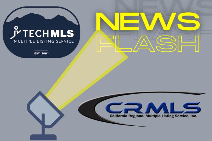 CRMLS News Flash