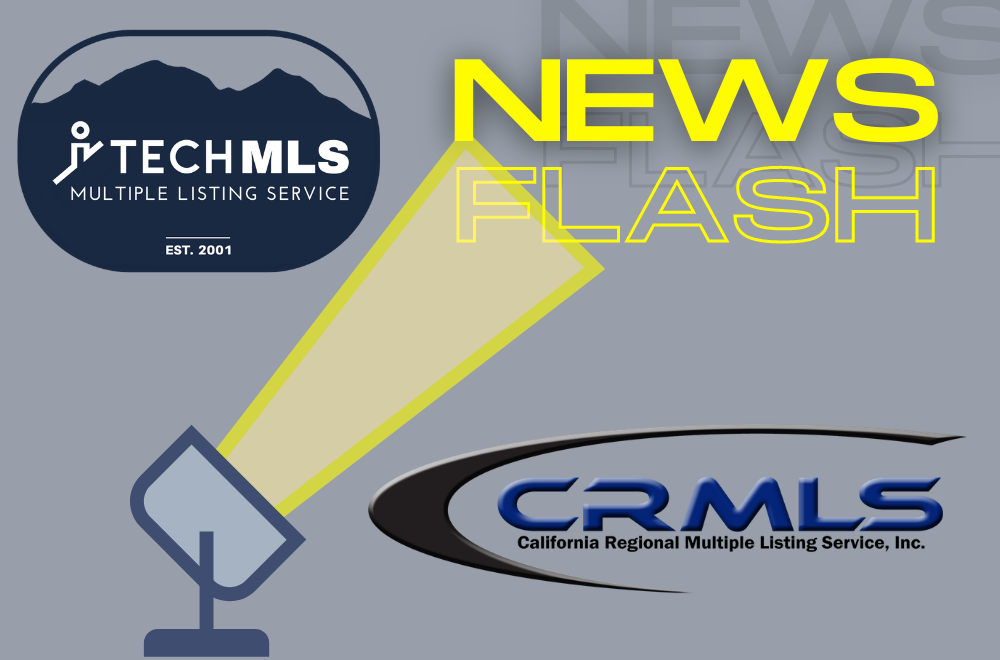 CRMLS News Flash