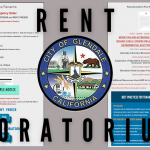 Glendale City Rent Moratorium