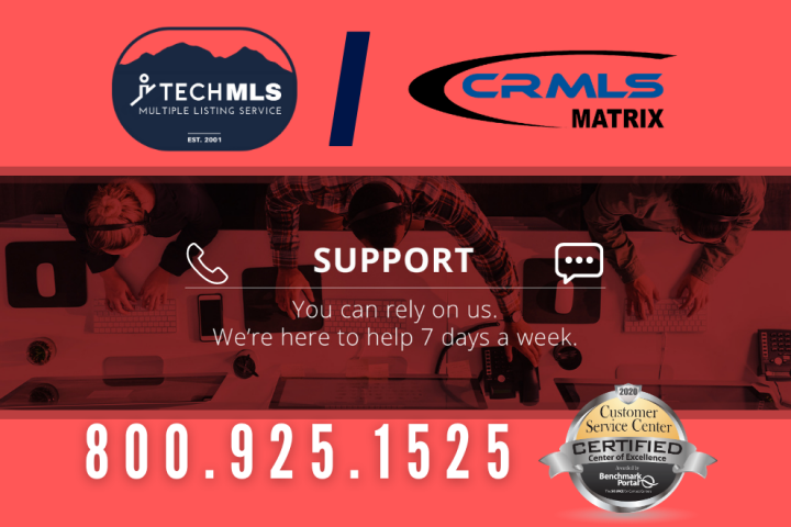 CRMLS Support Desk