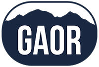 GAOR website Logo