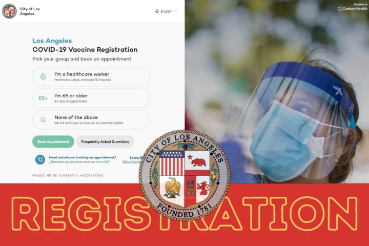 COVID-19 Registration