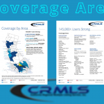 CRMLS Coverage Area