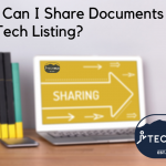 Sharing Documents In iTech