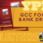 GCC Food Bank Drive