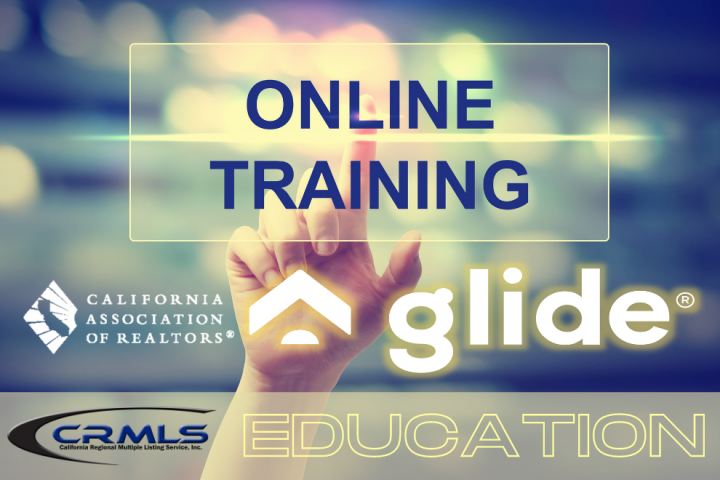 CRMLS Training - GLIDE