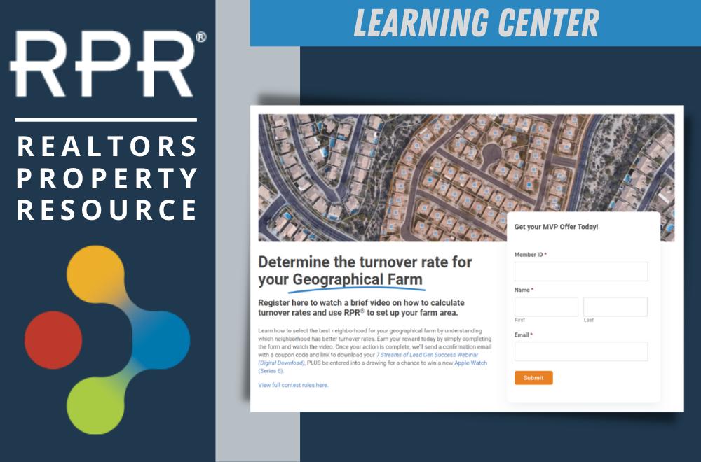 RPR Training - Geo Farm Mapping