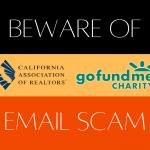car gofundme email scam