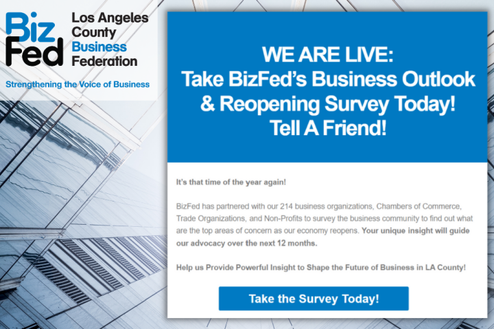 BizFed LA County Survey