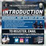 Glendale Police - Neighborhood Watch Program