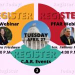 Register for Webinar - Legislative Dat