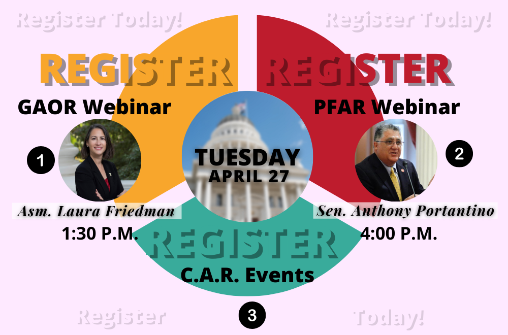 Register for Webinar - Legislative Dat