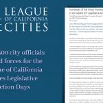 League of California Cities - Legislative Day