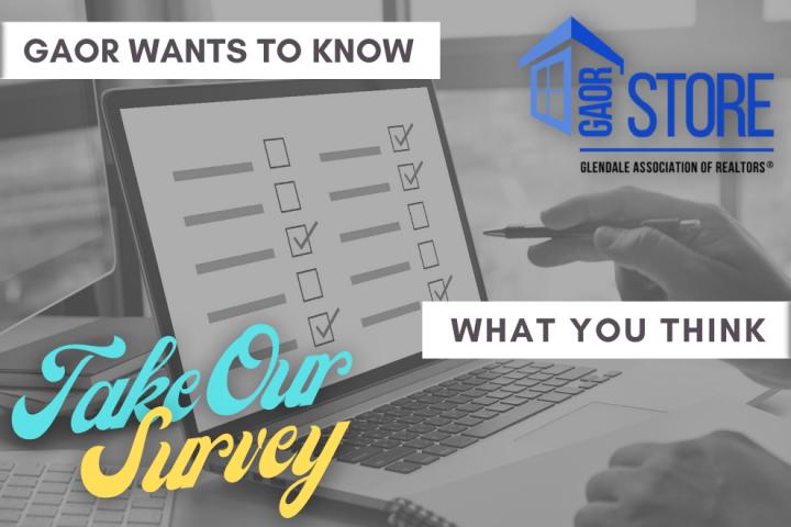 GAOR STORE Survey