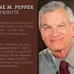 Gene Pepper Memorial