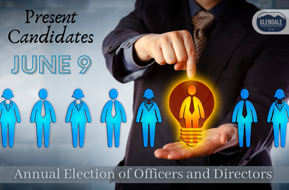 Nominating Committee Present Candidates