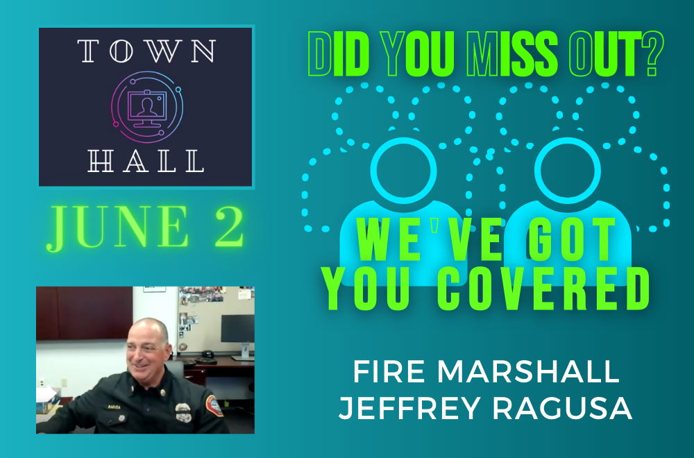 Glendale Fire Marshall Jeffrey Ragusa