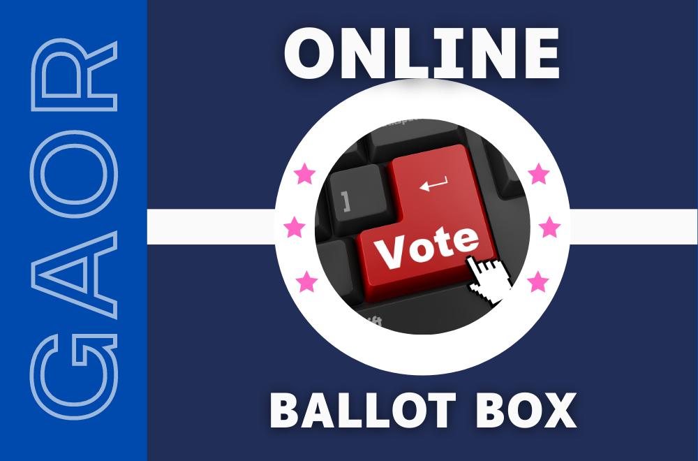 onlineballot box